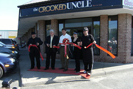 The Crooked Uncle Oshawa